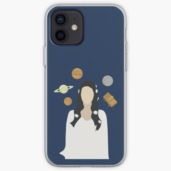 AMOUR - Lana Del Rey Coque souple iPhone