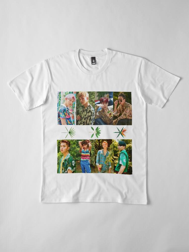 Alternative Ansicht von Exo Premium T-Shirt