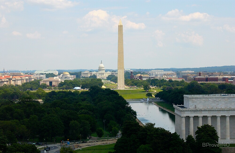 National Mall by BProven40