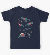 Dinos in Pullover Kinder T-Shirt