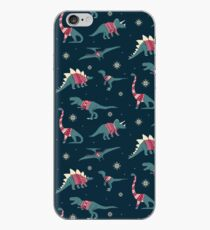 Dinos In Sweaters iPhone Case