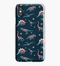 Dinos In Sweaters iPhone Case/Skin