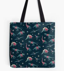 Dinos in Pullover Tote Bag