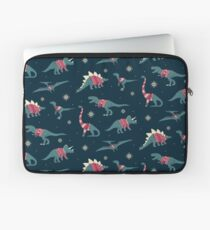 Dinos In Sweaters Laptop Sleeve