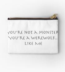 TW werewolf Studio Pouch