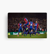 Give me a lift back to the Centre Canvas Print