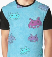 Space invader  Graphic T-Shirt