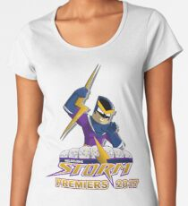 Premiers 2017 Women's Premium T-Shirt