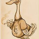 Duck by Jed Dunstan