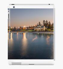 Cottesloe Beach, Perth, Western Australia iPad Case/Skin
