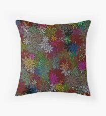 Beautiful Cushions/ Pattern Flowers Galore Throw Pillow