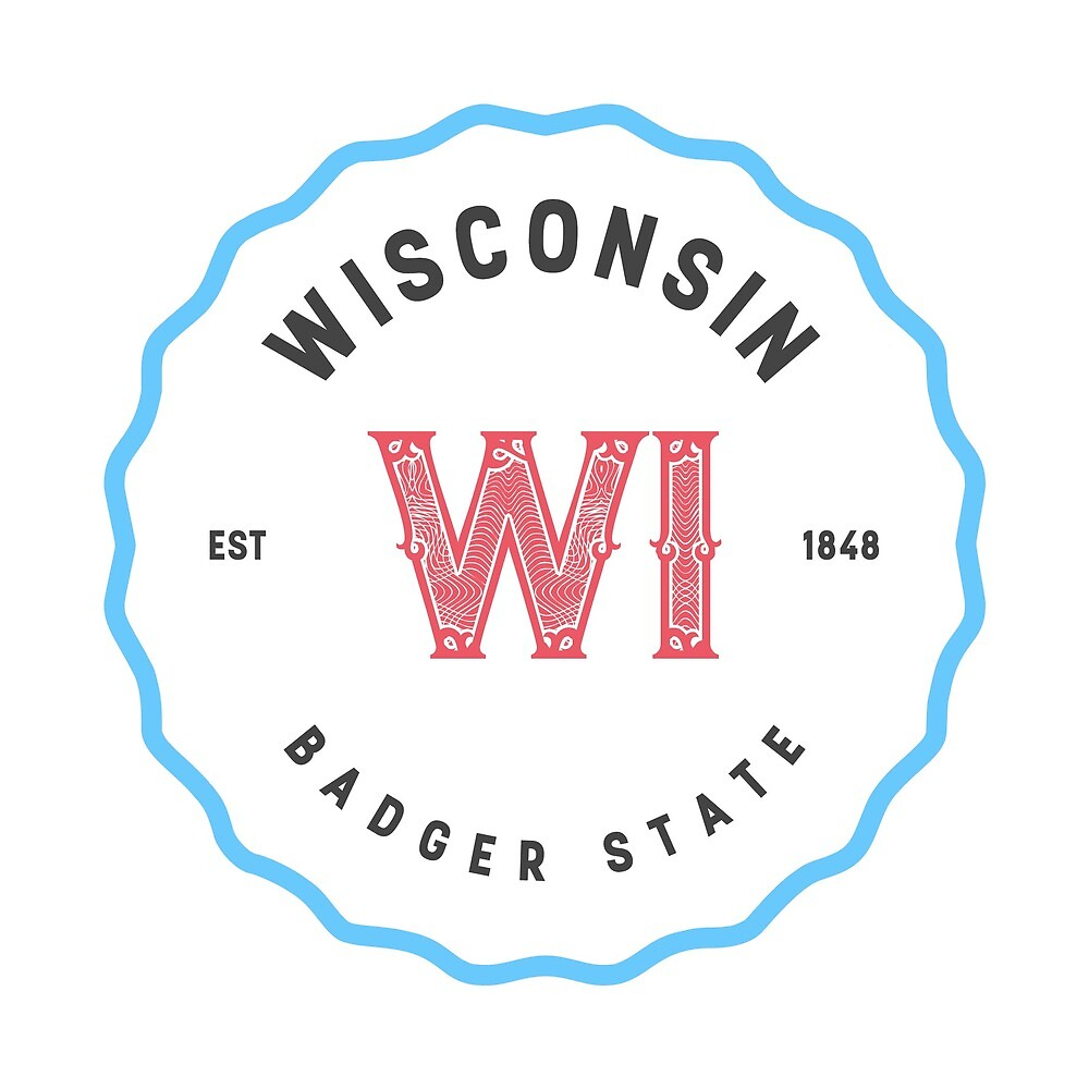 Wisconsin #4 by Pinkish Lilac