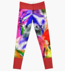 The Jazz Singer Leggings