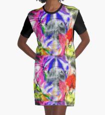 The Jazz Singer Graphic T-Shirt Dress