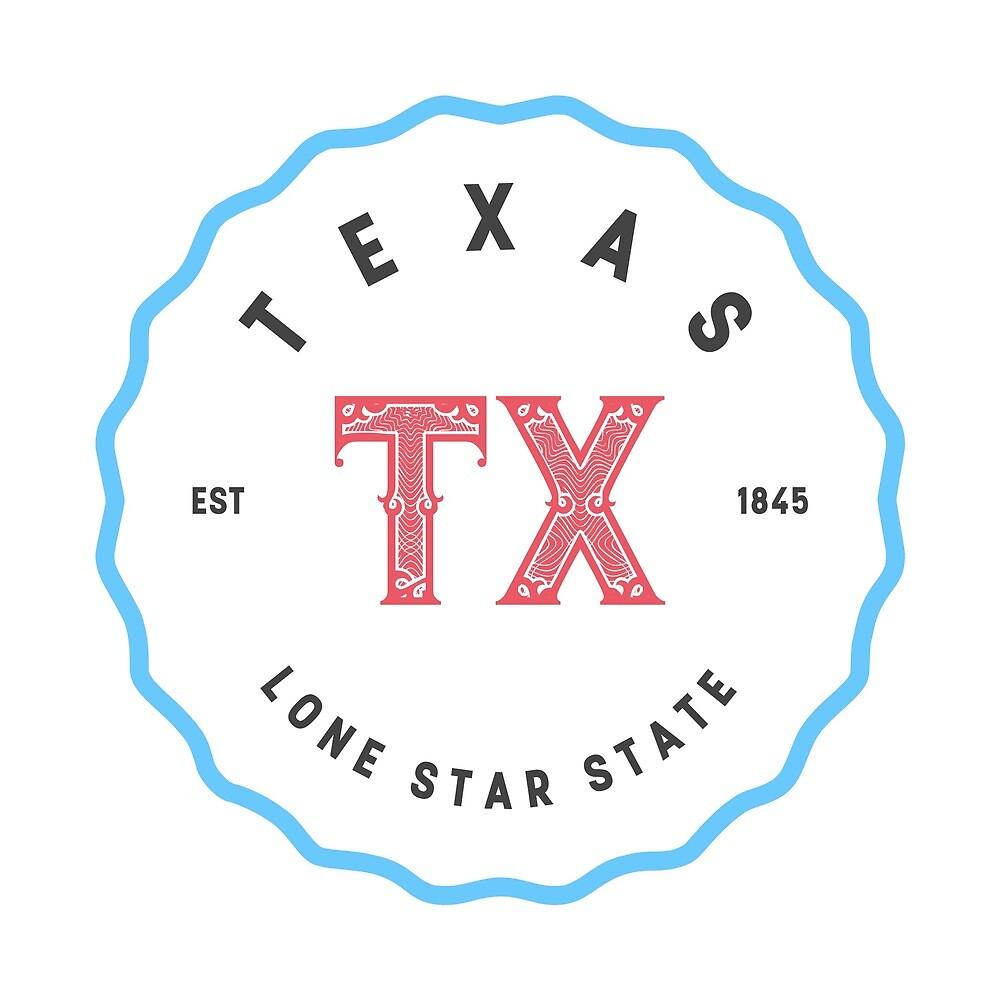 Texas #4 by Pinkish Lilac