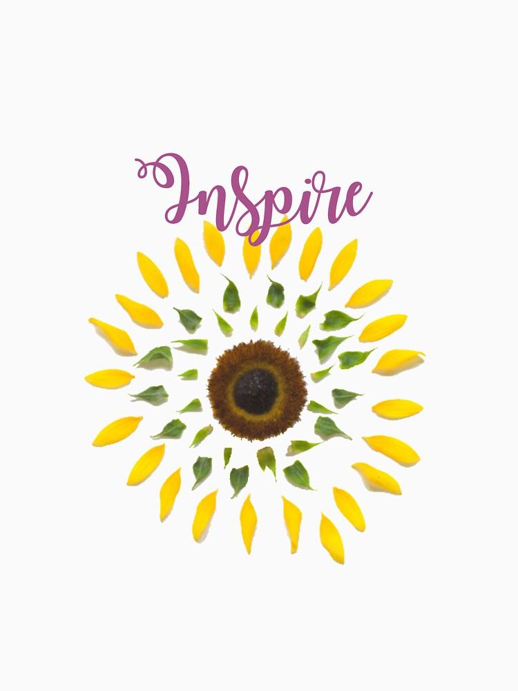 Inspire T-Shirt by alvarenga