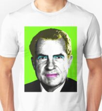 Tricky Dickie Monroe - Green T-Shirt