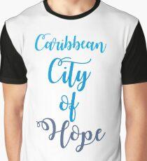Caribbean City of Hope T-Shirt Graphic T-Shirt