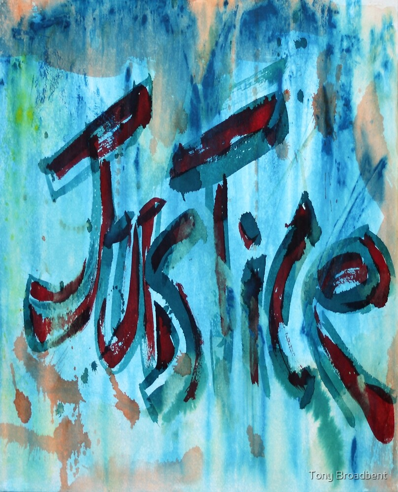 AB Justice by Tony Broadbent