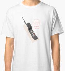 Taylor Swift Lyrics Classic T-Shirt
