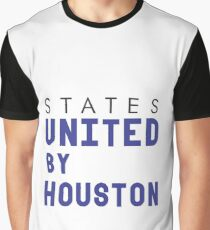 States United By Houston Graphic T-Shirt