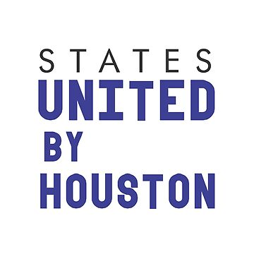 States United By Houston by alvarenga