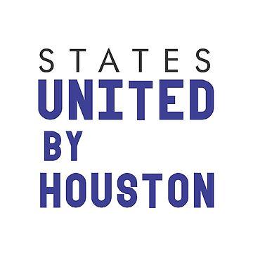 States United By Houston by alvarenga