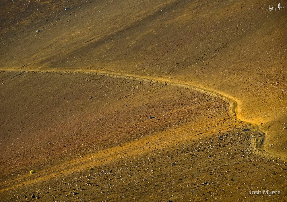 Sliding Sands Trail by Josh Myers