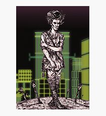 Escape From New York - 'Romero' Photographic Print