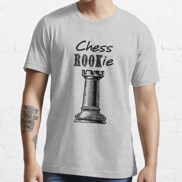 Chess ROOKie Essential T-Shirt