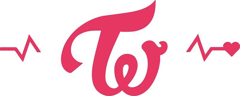 """""""TWICE Signal Logo"""" Stickers by kpopbuzzer"""