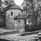Romanesque Rotunda from the 11th century Cieszyn by Wizi-Top