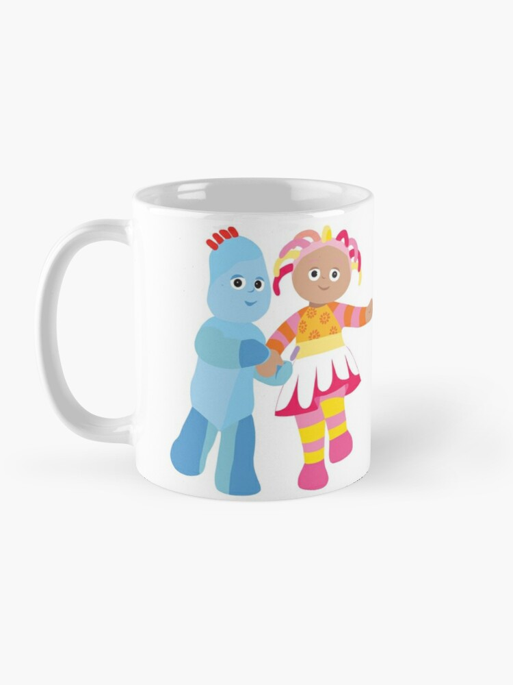 Alternate view of Iggle Piggle & Upsy Daisy Mug