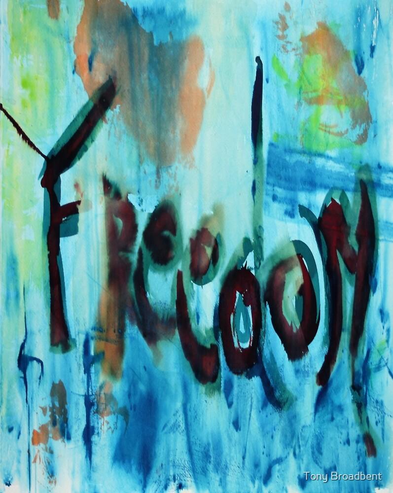 Freedom by Tony Broadbent