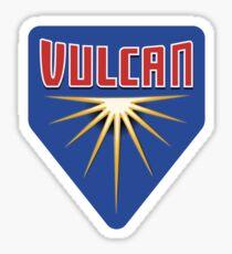 Vulcan 2 - American Gods Sticker