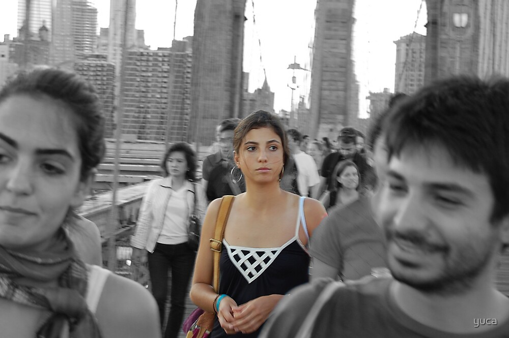 lost in the crowd by yuca