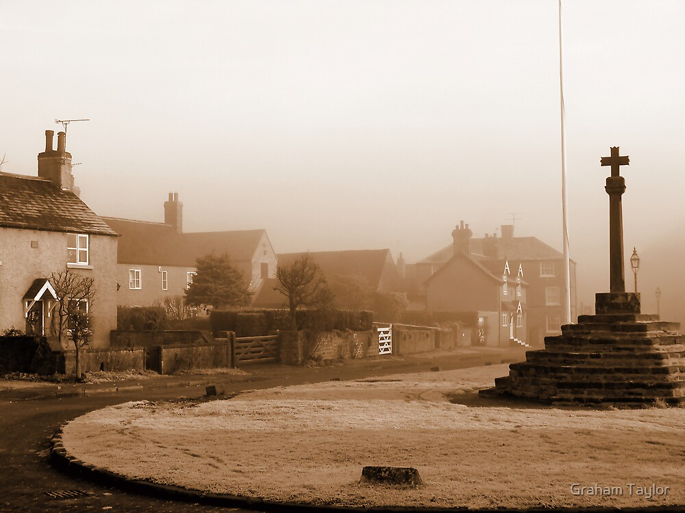 Linby Village by Graham Taylor