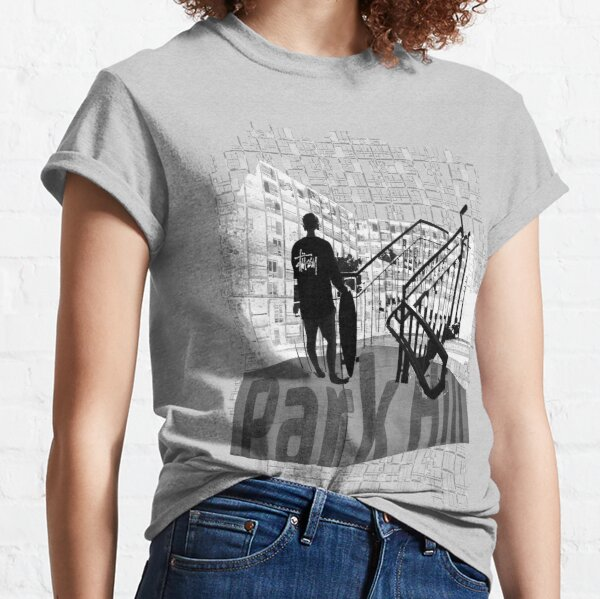TowerBlockMetal  Urban Classic T-Shirt