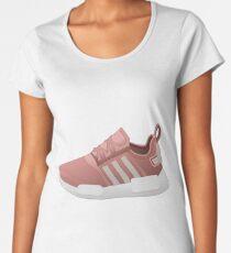 Shoe tennis. Women's Premium T-Shirt