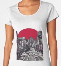 Tokyo street Women's Premium T-Shirt