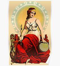 Goddess Juno Poster