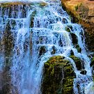Inglis Falls by Barry W  King