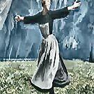 Hügel lebendig von Marlene Watson