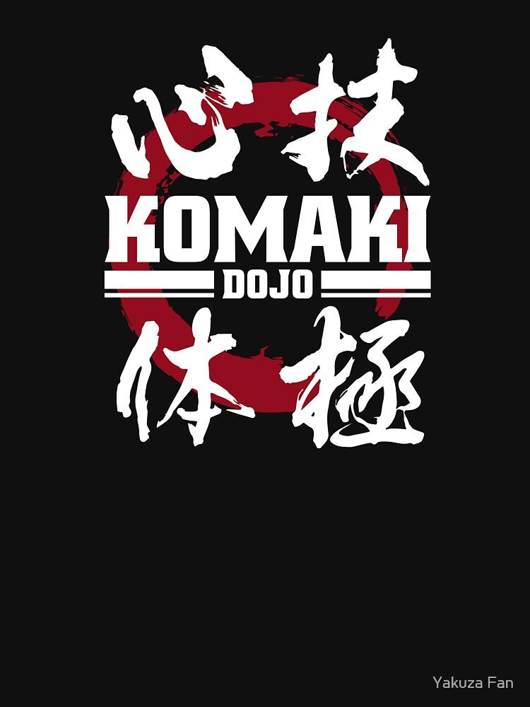 Komaki Dojo by Deekman