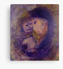 Holy Mother  Canvas Print