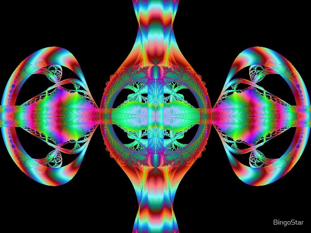 Rainbow Madness by BingoStar