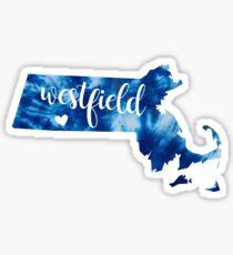 Westfield, Massachusetts Sticker