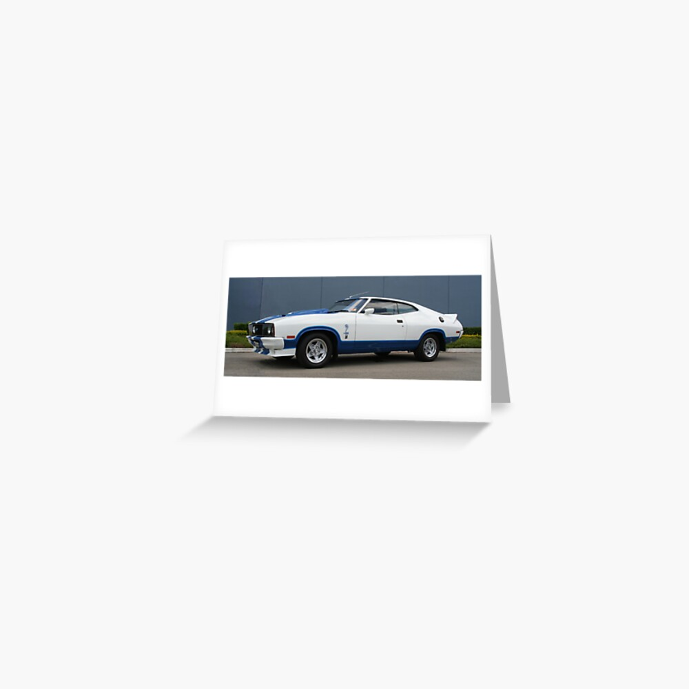 Bathurst Cobra Greeting Card