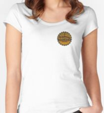Lost American Icons Women's Fitted Scoop T-Shirt