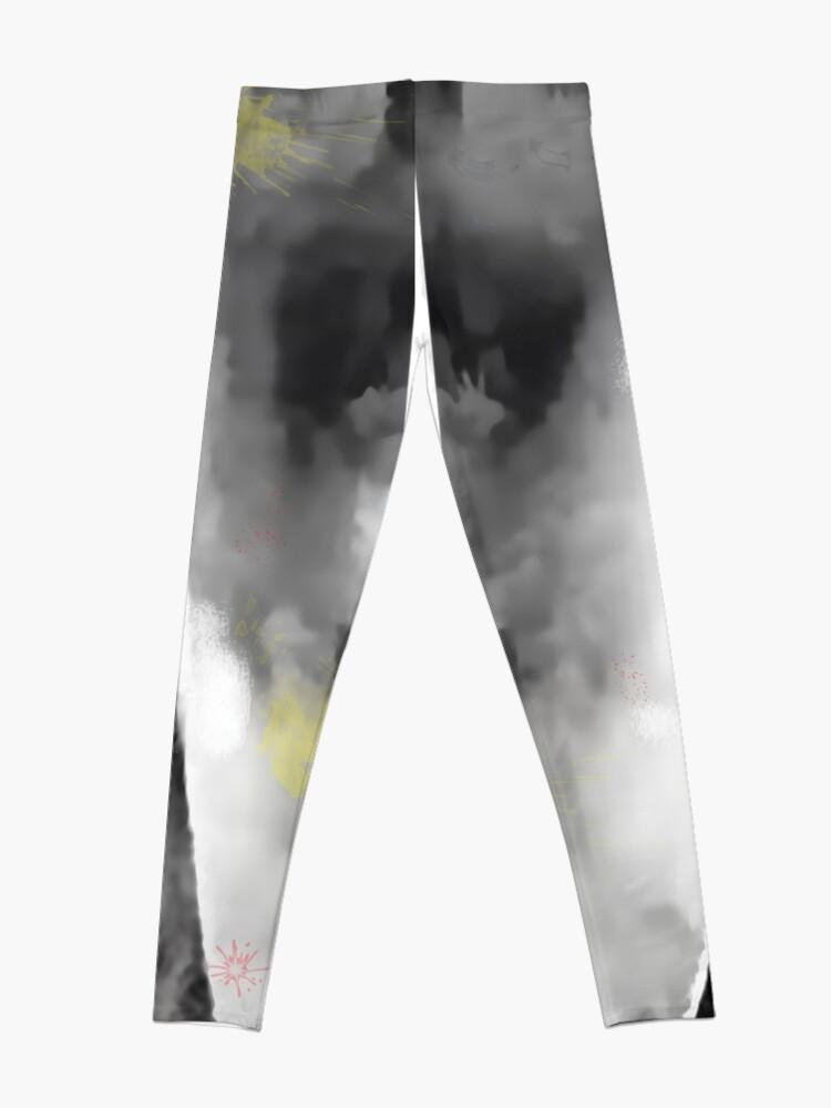 Alternate view of Superhero Leggings